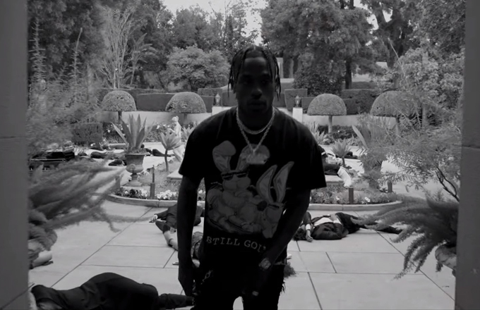 """Photo of Travis Scott Drops Jonah Hill-Directed Video for """"Wake Up"""""""