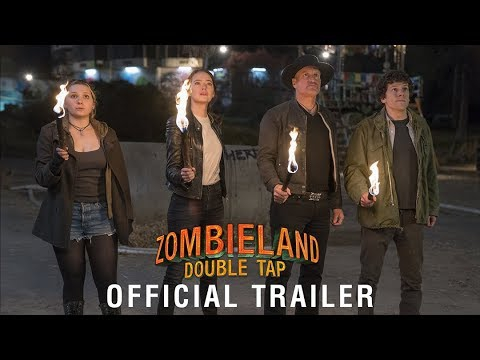 Photo of Jesse Eisenberg, Emma Stone, & Crew Head To Washington D.C. In 'Zombieland: Double Tap' Trailer — Watch!