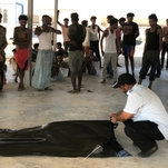 About 150 Migrants Drown in Shipwreck Off Libya