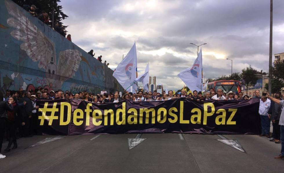 Photo of Colombia marcha por los líderes sociales asesinados