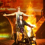 Bursting Onto the Stage Like a 'Bat Out of Hell'