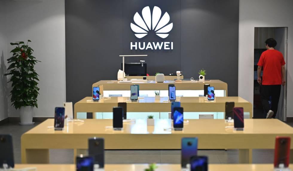 Photo of Huawei vende un 24% más de móviles pese al bloqueo de EE UU