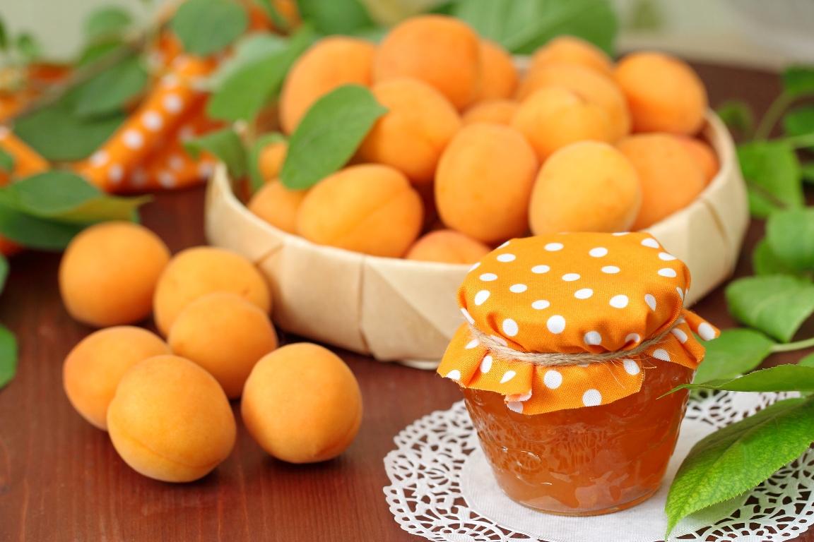 Домашний абрикосовый джем