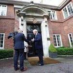 Boris Johnson's 'Awesome Foursome' U.K. Tour Highlights Brexit Rancor