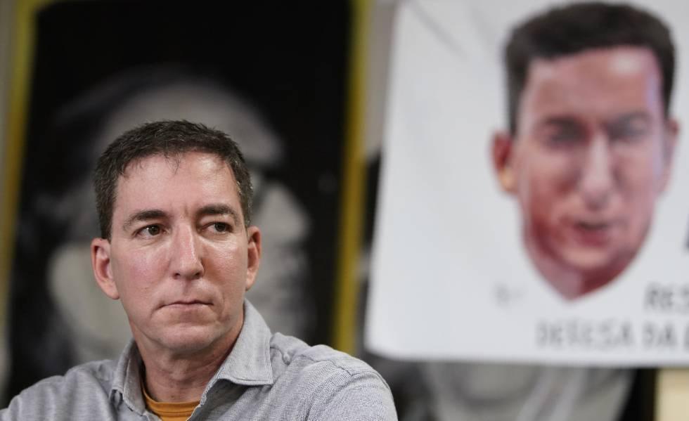 Photo of Campaña de apoyo a Greenwald ante el acoso de Bolsonaro