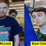 Canadian Police Scale Down Manhunt for Fugitive Teenagers