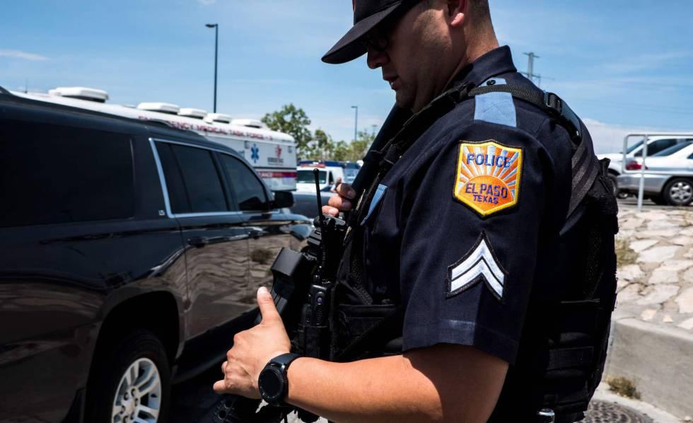 Photo of La policía investiga la matanza de El Paso como un acto de terrorsimo