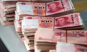 China's yuan sinks amid fears Beijing may give up on US trade talks