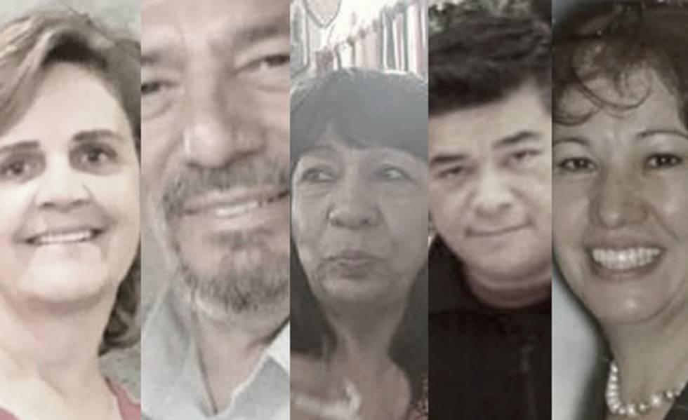 Photo of Estas son las víctimas de la matanza de El Paso