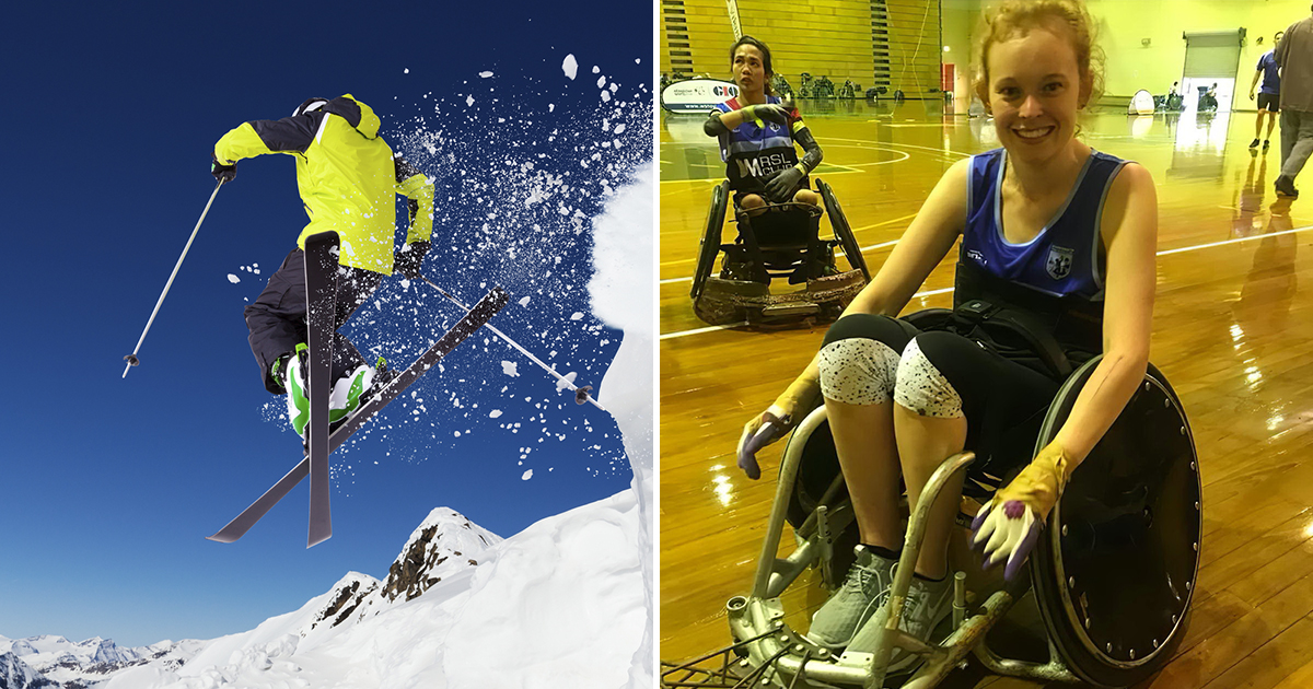 Фото Отпуск закончился комой. Падение с лыж стоило девушке полутора лет жизни