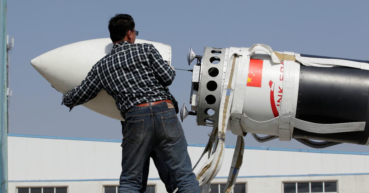 Фото Китай угрожает США ответными мерами в случае размещения ракет в Азии