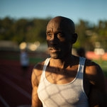 Running to Put San Quentin Behind Him