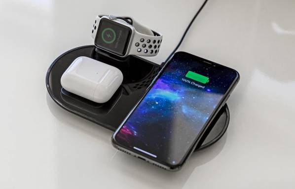 Photo of Mophie's AirPower-style wireless charging pads will actually go on sale