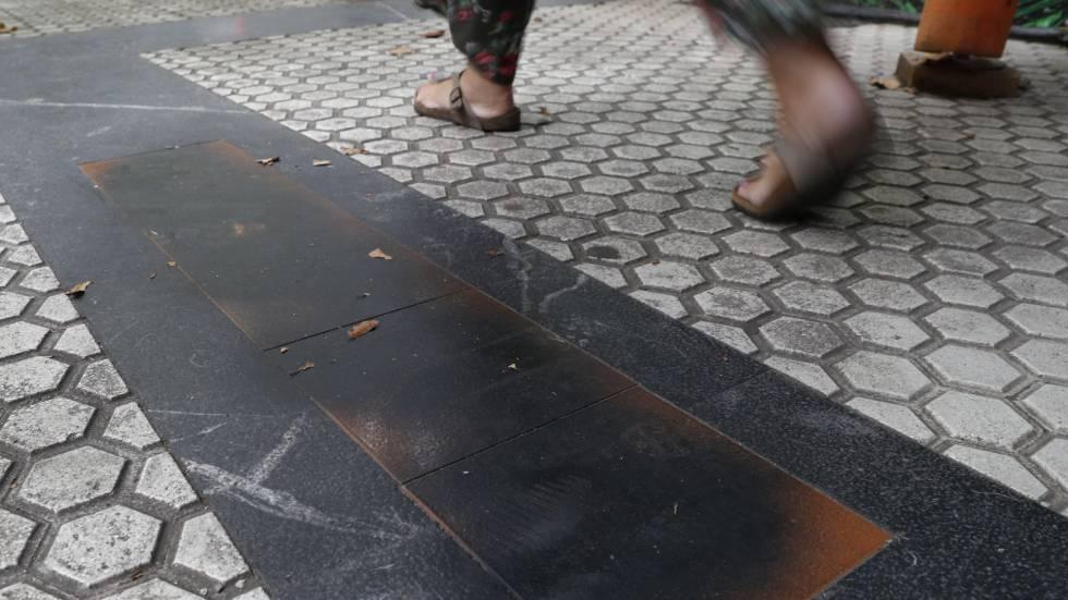 Photo of Atacan las primeras placas en memoria de las víctimas del terrorismo en San Sebastián