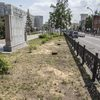 В центре Новосибирска попытались украсть чугунную ограду