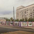 «Яму» закроют в День города. Вот как будет выглядеть трехметровый забор