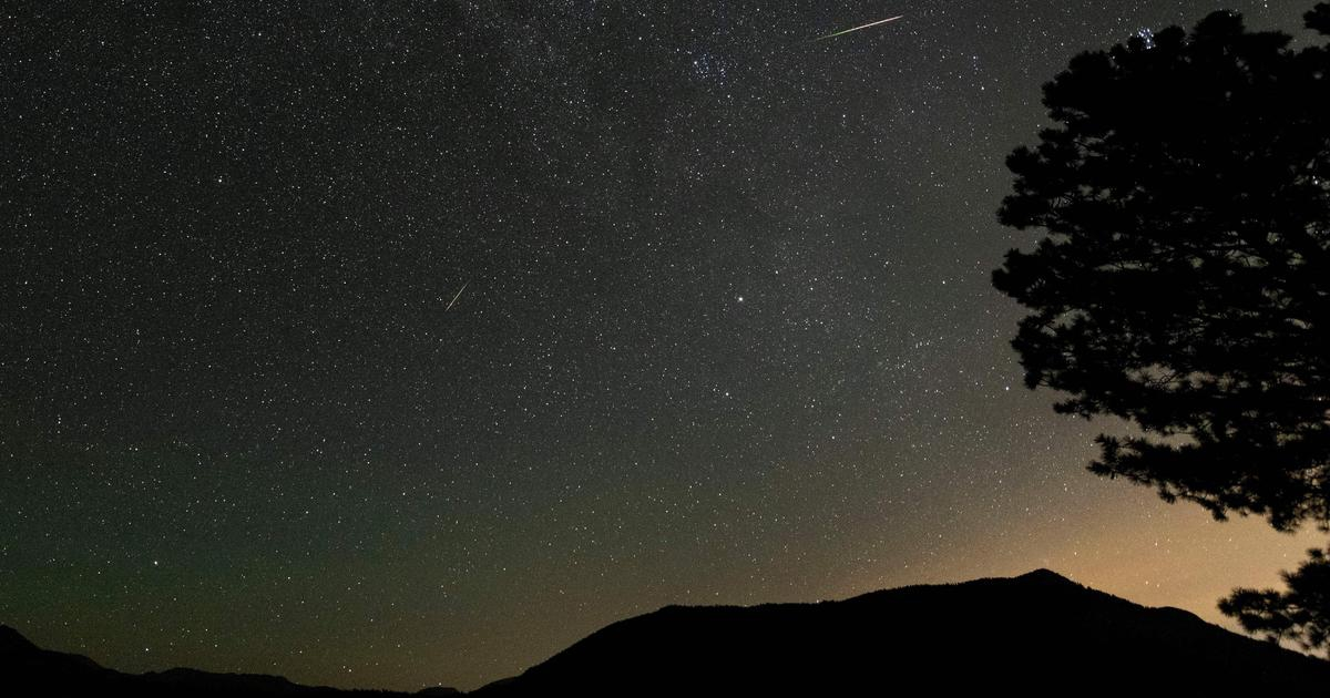 Photo of How to watch the Perseid meteor shower peak Monday night