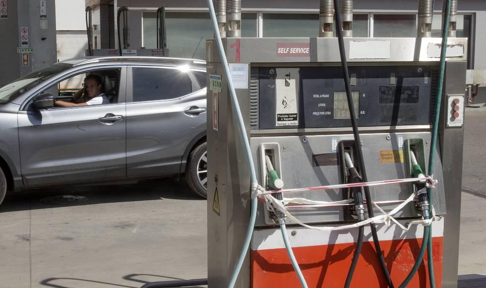 Photo of La gasolina española alivia la huelga portuguesa en la frontera