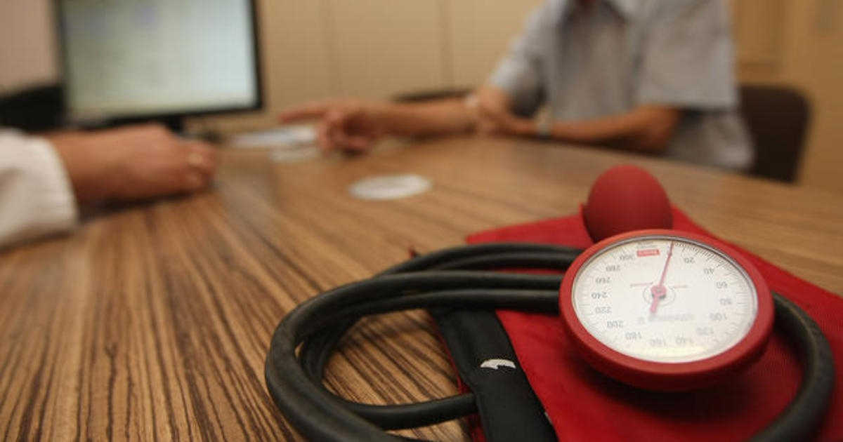 Photo of Controlling blood pressure may help ward off dementia