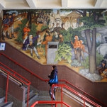Photo of San Francisco School Board Votes to Hide, but Not Destroy, Disputed Murals