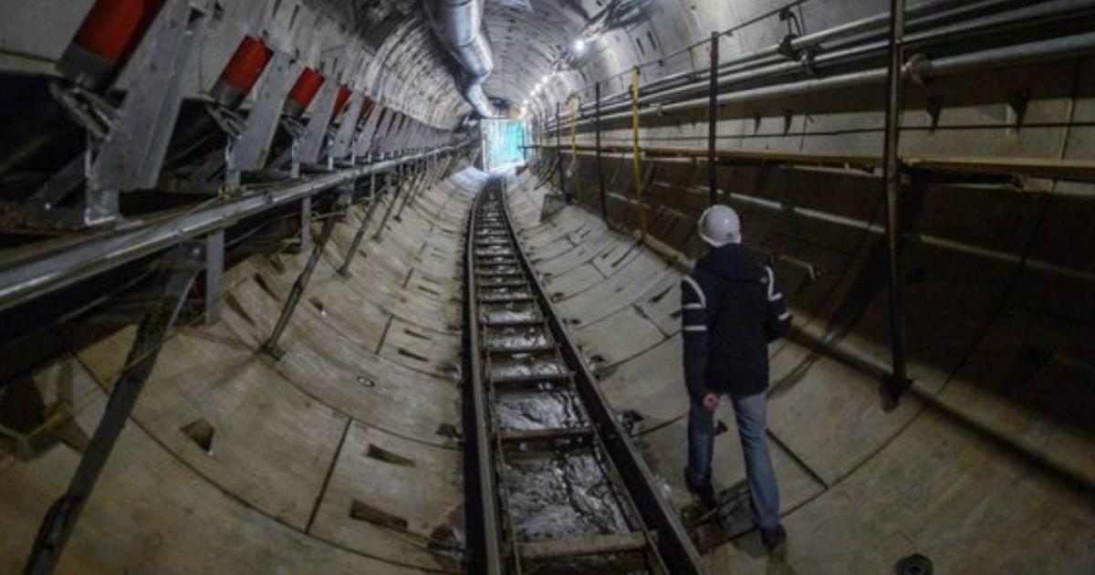 Фото Самую длинную в России линию метро откроют до 2022 года