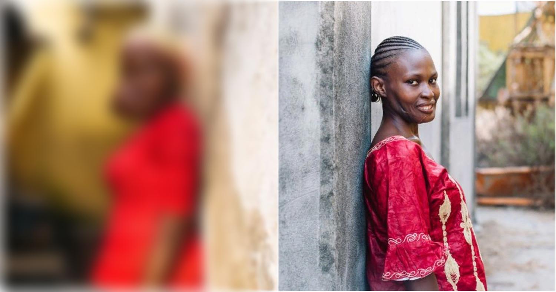 Жизнь без улыбки. Женщина прожила 20 лет с опухолью на лице