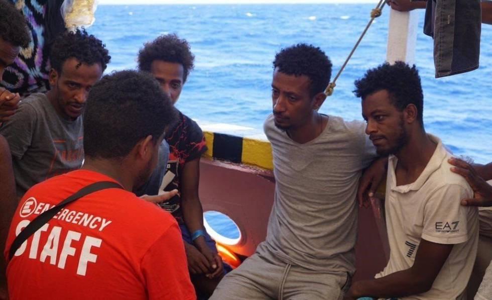 Photo of Un tribunal permite al 'Open Arms' entrar en aguas italianas