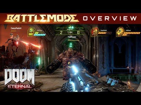 Photo of 'Doom Eternal' multiplayer trailer highlights strategic gameplay