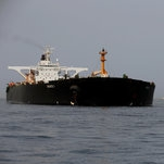 Gibraltar Releases Iranian Tanker, Hours After U.S. Asked to Seize It