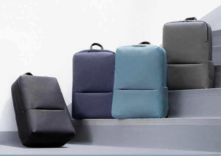 Фото Xiaomi обновила рюкзак Mi Classic Backpack