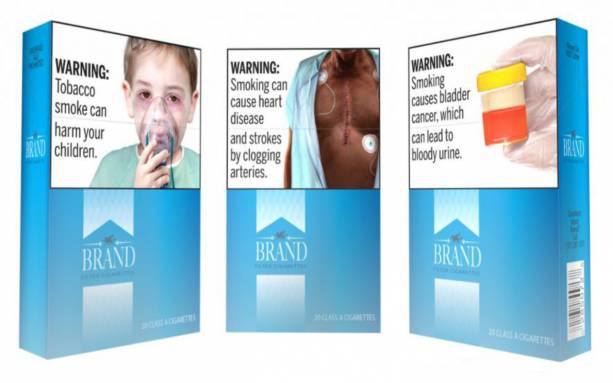 Photo of FDA proposes gruesome cigarette packs to freak out smokers