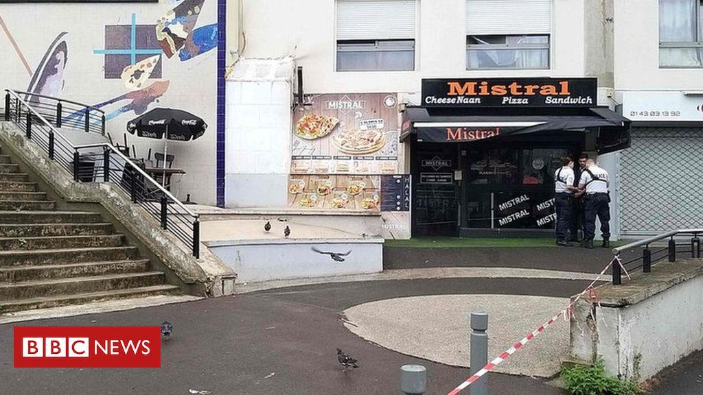 Photo of Paris waiter 'shot dead over slow sandwich service'