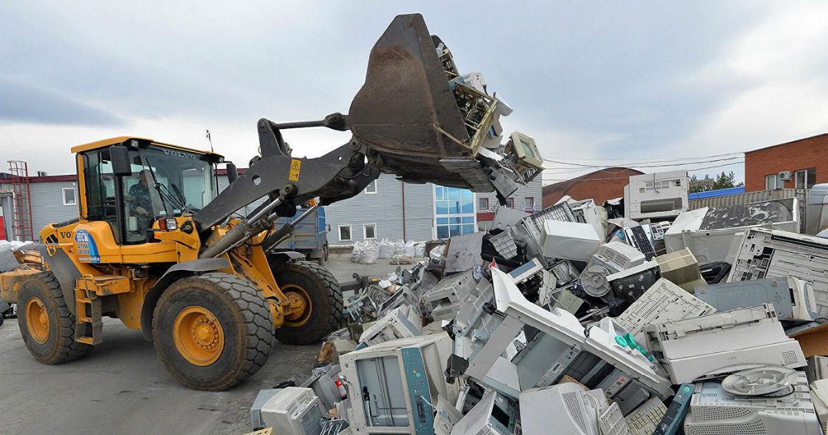 Фото Заплатим за отходы. Экологический налог в России может вырасти в 60 раз
