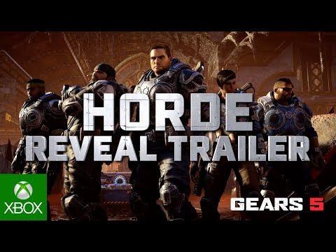 Photo of Gears 5: Novo vídeo revela grandes detalhes sobre o modo HORDA