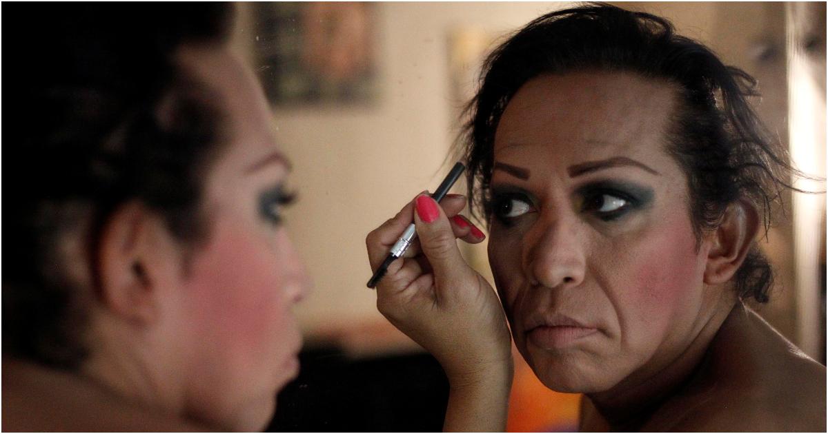 Фото Трансгендер - это… Кто такие трансгендеры и кто такая Валентина Сампайо (ФОТО)
