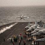 This U.S. Warship Threatens Iran (From 600 Miles Away)