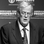 David Koch Was the Ultimate Climate Change Denier