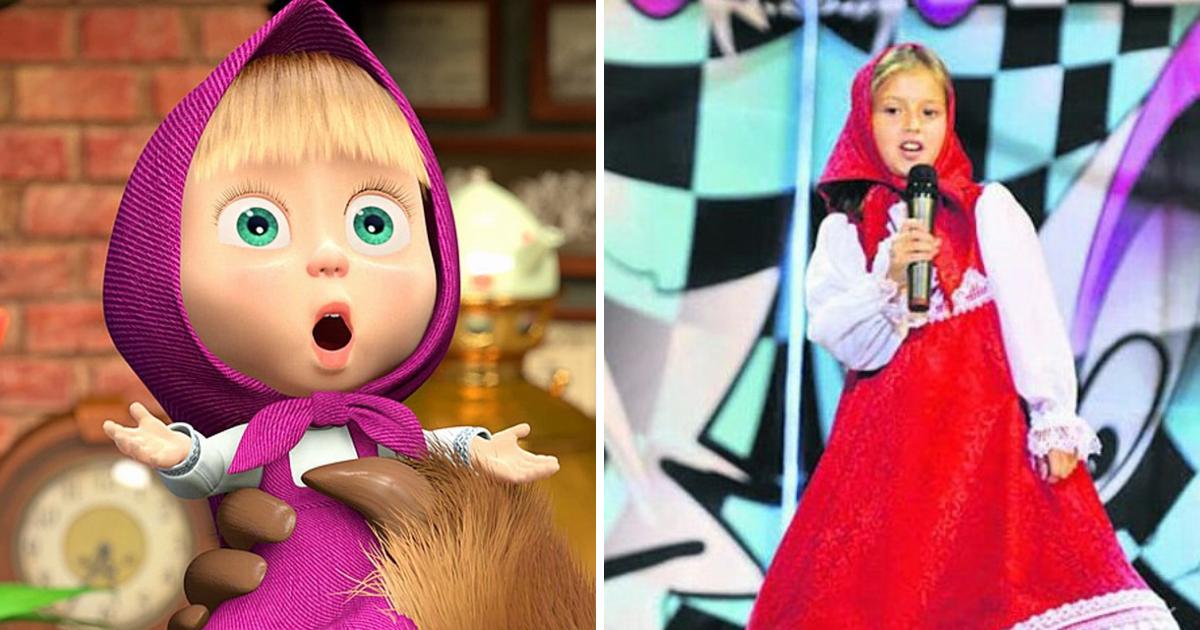 """Фото Что стало с девочкой, озвучившей героиню мультфильма """"Маша и медведь""""?"""