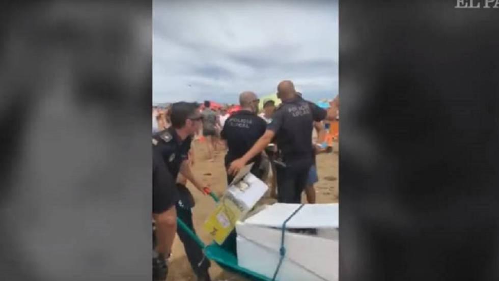 Photo of El vendedor ambulante que apuñaló al jefe de Policía elude la cárcel