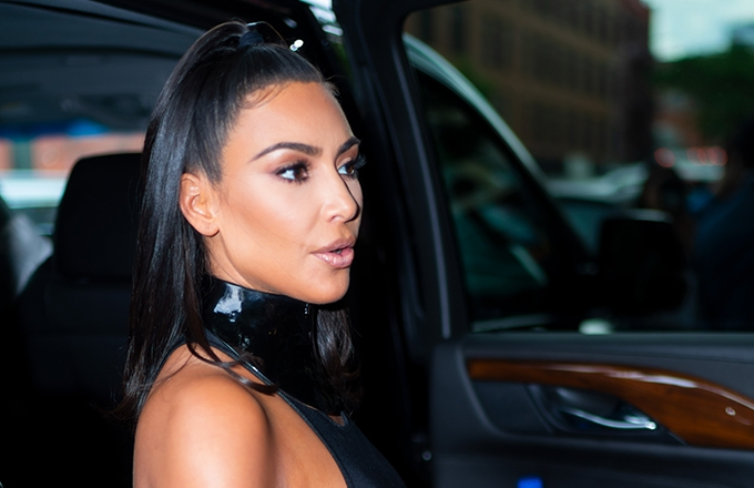 Photo of Kim Kardashian Announces New Name for Her Clothing Line Following 'Kimono' Controversy