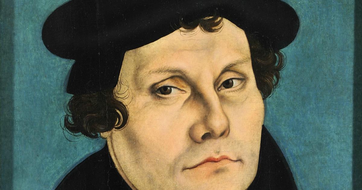 Фото Кто такой Мартин Лютер и как он изменил Европу