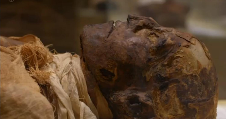 Компьютерная томография раскрыла причину ухода из жизни Рамзеса III