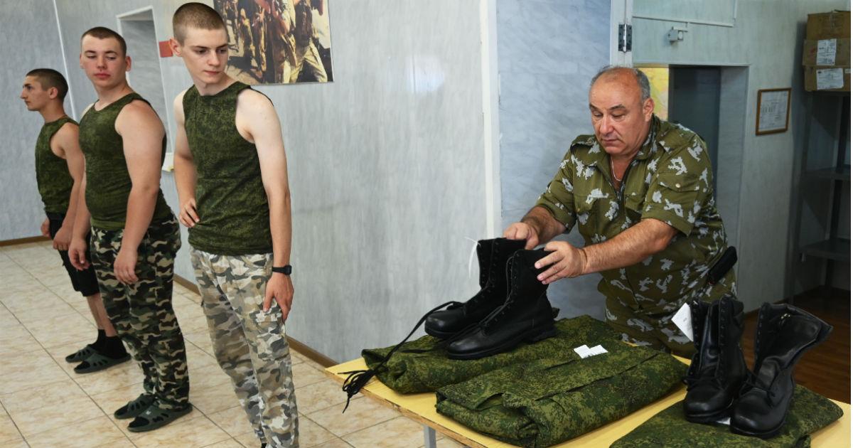 Фото Пенсии, детсады и служба в армии. Что изменится в России с сентября