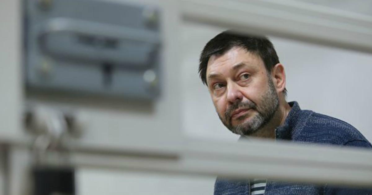 Фото В Киеве освободили журналиста Кирилла Вышинского. За что его судят?