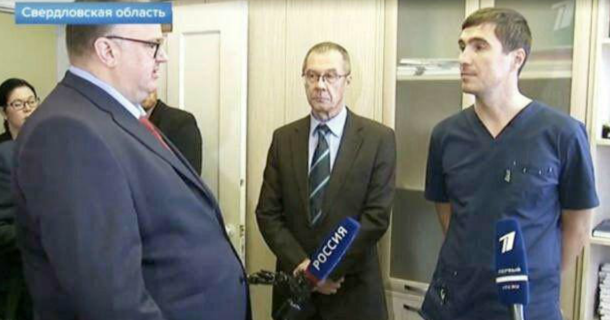 Фото Хирурги забрали заявления об увольнении после разъяснительной беседы