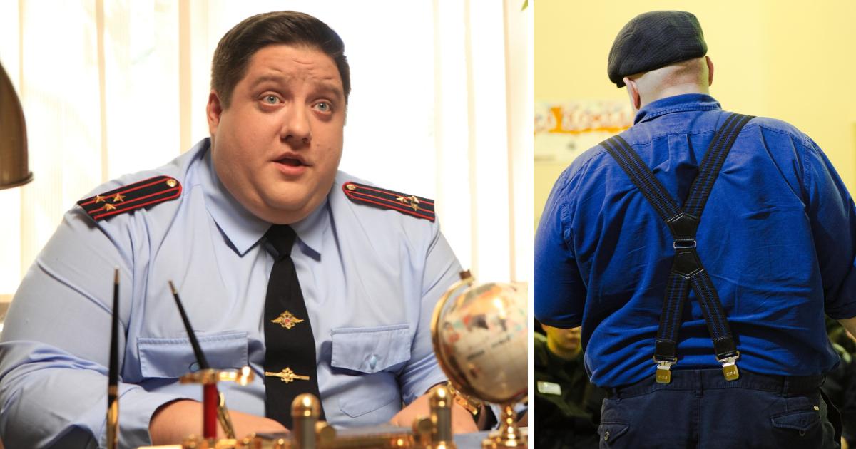 Мухич из «Полицейского с Рублёвки» сбросил 40 кг