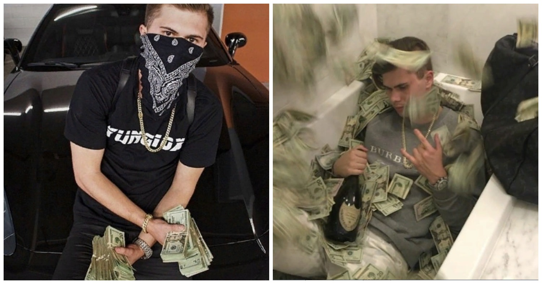 Дилер хвастался своим богатством в соцсетях и получил 17 лет