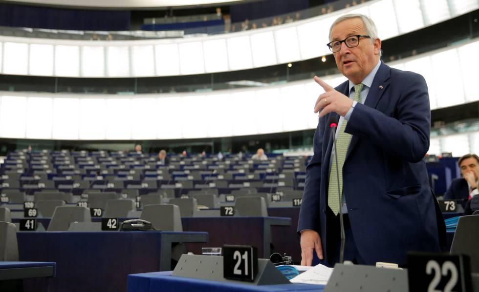 Photo of Juncker defiende el papel de Bruselas en la crisis del 'Open Arms'