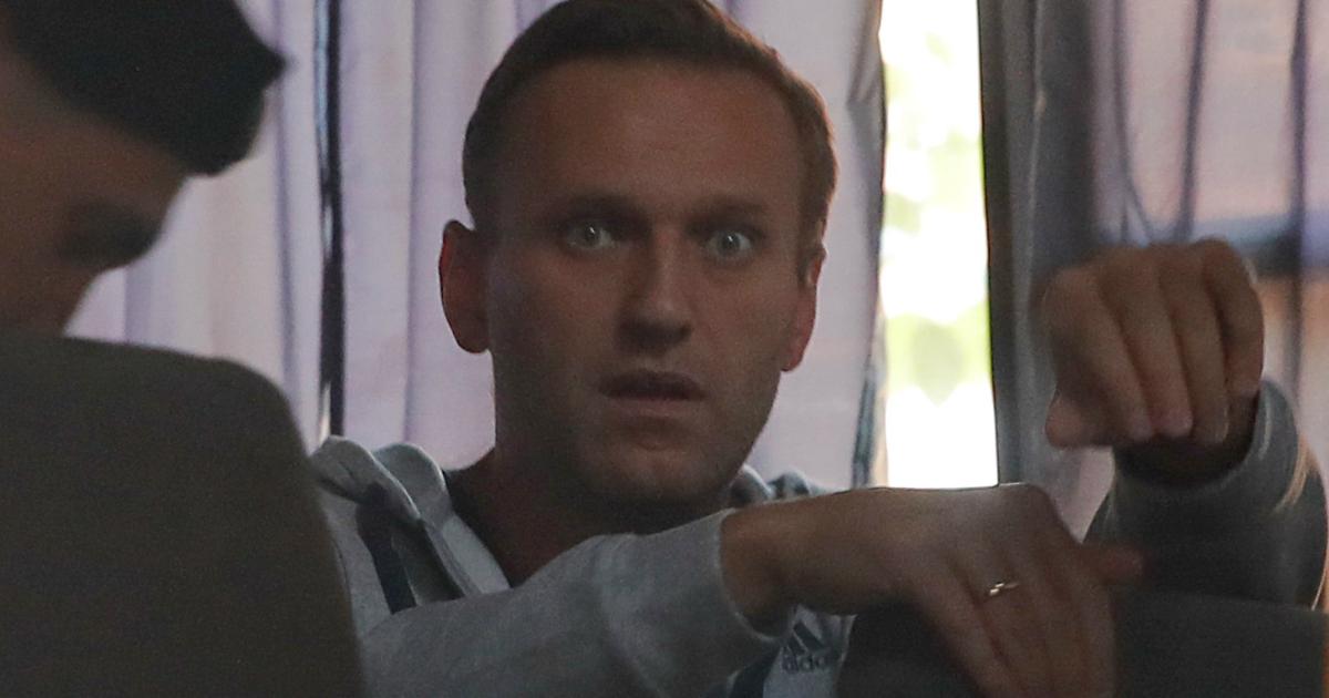 Навальный объяснил, почему не пришел на шествие оппозиции в Москве