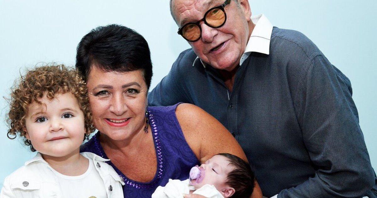 Хейтерам назло. 79-летний Виторган показал прогулку с младшей дочерью